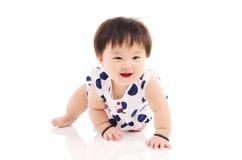 Piękny azjatykci dziecko Zdjęcie Royalty Free