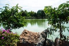 Piękny basen Fotografia Stock