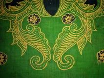 Piękny batik Zdjęcie Stock