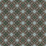 Piękny bezszwowy wschodni dywanowy dekoracja wzór, abstrakcjonistyczny ornament elementy, round, kwadratowi i rhombus Tekstury ba Fotografia Royalty Free
