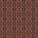 Piękny bezszwowy wschodni dywanowy dekoracja wzór, abstrakcjonistyczny ornament elementy, round, kwadratowi i rhombus Tekstury ba Zdjęcia Stock