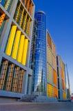piękny biznesowy centre Riga zdjęcie stock