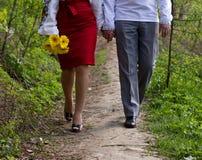 Piękny bridal bukiet w jaskrawych kolorach Zdjęcie Stock