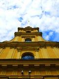 piękny budynek Obrazy Royalty Free
