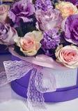 Piękny bukiet kwiaty Zdjęcie Stock