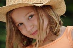 piękny cowgirl Obrazy Stock