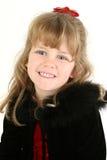 piękny czterech lat starszy dziewczyn Zdjęcie Stock