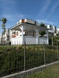 piękny dom zdjęcia royalty free
