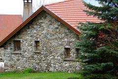 piękny dom na wsi, Zdjęcia Royalty Free