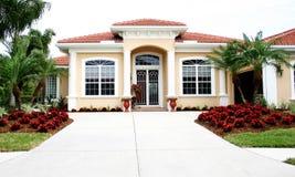 piękny dom nowego Fotografia Royalty Free