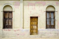 piękny dom starego Fotografia Stock