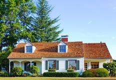 piękny domowy nowy Fotografia Stock
