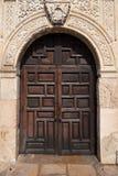 piękny drzwi Obraz Royalty Free