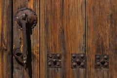 Piękny drzwiowy knocker Fotografia Stock