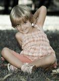 Piękny dziecko Obrazy Stock