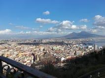Piękny foto Napoli zdjęcia stock