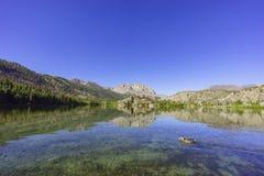 Piękny Frajer jezioro Zdjęcia Stock
