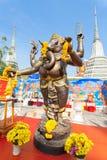 Piękny Ganesha bóg sukces Obraz Royalty Free