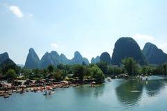 piękny Guilin Zdjęcia Stock