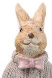 Piękny handmade Easter królik Obraz Royalty Free