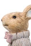 Piękny handmade Easter królik Zdjęcie Stock