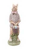 Piękny handmade Easter królik Fotografia Stock