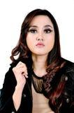Piękny indonezyjczyka model Zdjęcie Stock