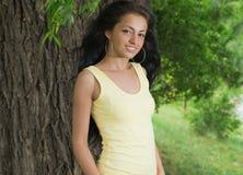 piękny ja target1733_0_ dziewczyny Fotografia Royalty Free