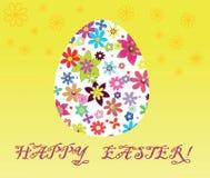Piękny jajko Obrazy Royalty Free