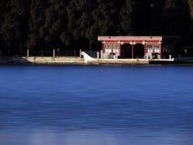 Piękny jezioro Fotografia Royalty Free