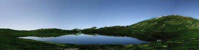 Piękny jezioro Zdjęcie Stock