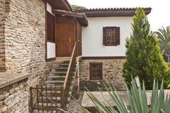Piękny kamienia dom w Turcja Zdjęcia Royalty Free