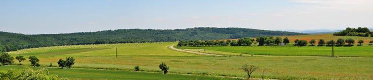 piękny kraj Czech Fotografia Stock