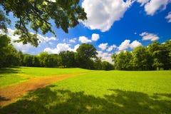 piękny krajobraz Obrazy Stock