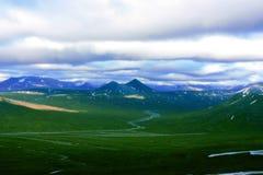 Piękny krajobraz Zdjęcia Stock