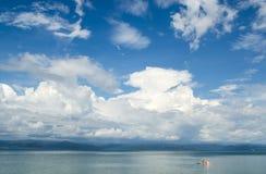 Piękny krajobraz - Costa Rica Obraz Royalty Free