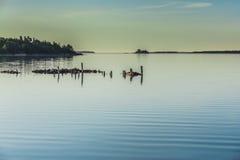 Piękny krajobraz natura Fotografia Stock