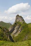 Piękny krajobraz w Ciucas górze, Rumunia Obraz Royalty Free