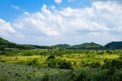 piękny krajobrazowy Thailand Fotografia Royalty Free