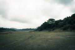 Piękny krajobrazu pasmo górskie Obraz Stock