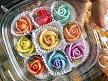 piękny kwiat rose Zdjęcia Stock