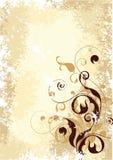 piękny kwiecisty sztuki Royalty Ilustracja