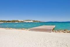 Piękny lato w Izmir Fotografia Royalty Free