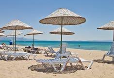 Piękny lato w Turcja Obrazy Royalty Free