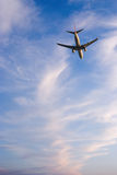Piękny lot Zdjęcia Stock