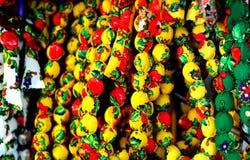 Piękny ludowy ornament Zdjęcie Stock