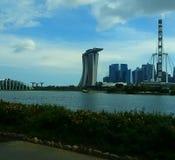 Piękny miasto, atrakcja turystyczna Zdjęcia Stock