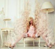 piękny model Zdjęcie Royalty Free