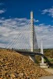 piękny most Obrazy Stock