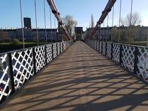piękny most Zdjęcie Royalty Free